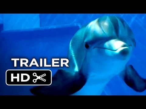 Dolphin Tale 2 (2014) Official Trailer