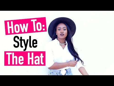 How To: 3 Ways To Style A Fedora For Women Mp3