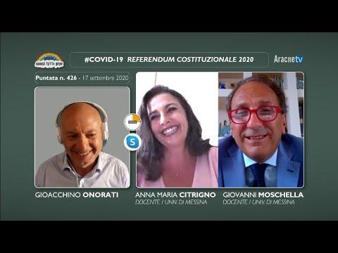 Anteprima del video Anna Maria CITRIGNO, Giovanni MOSCHELLAReferendum costituzionale 2020