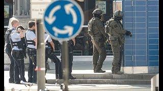 Захват заложницы в Кельне. Полиция провела спецоперацию на главном вокзале города