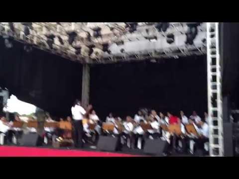 Orquestra Musiart em Catas Altas MG