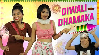 DIWALI DHAMAKA - Behan vs Behan | ShrutiArjunAnand - Download this Video in MP3, M4A, WEBM, MP4, 3GP