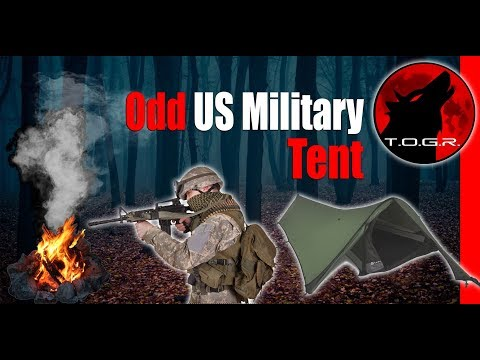 Odd Military Tent – Nemo Shield Tanto SE – Review