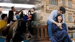 Jadi Korban Keributan Wanita Baju Biru di Pesawat, Istri Brian Sheilaon7 Beberkan Kronologi Kejadian