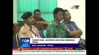 Dinkes Kabupaten Jayapura Siap Bina Generasi Muda
