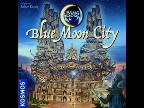 No Rules Review: Blue Moon City