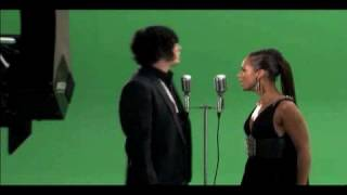 Alicia Keys and Jack White of White Stripes talk Another Way