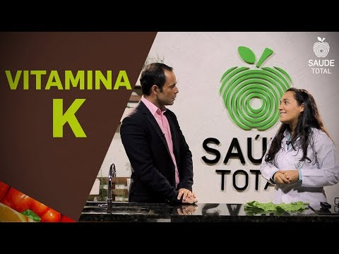 Vitamina K | Vitaminas | Saúde Total