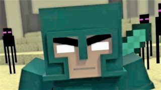 "Minecraft Song and Minecraft Animation ""Little Square Face 3"" Top Minecraft Songs by Minecraft Jams"