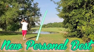MY BEST 9 EVER. Brentwood golf club course vlog