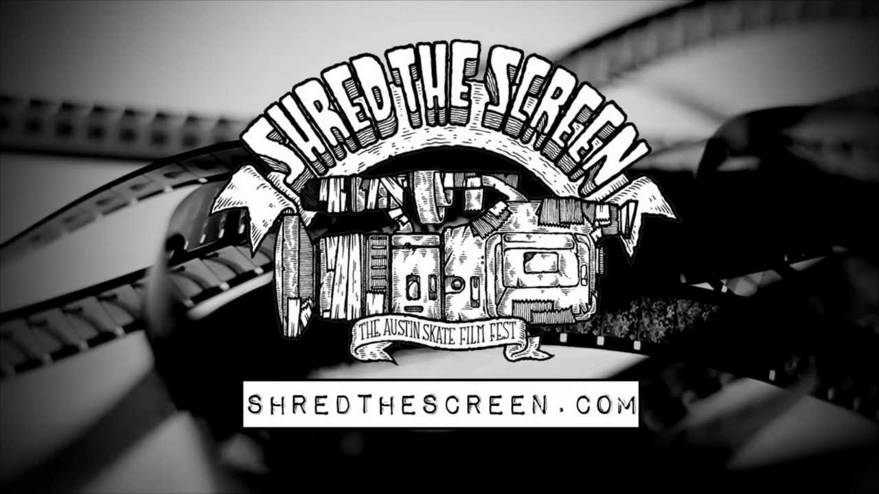 Shred the Screen promo