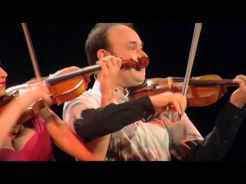 מופע כינור מקסים וחושני