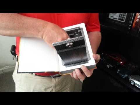 Caja fuerte libro / Azafrán Boxes