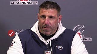 Mike Vrabel: We Battled and Competed, But Came Up Short