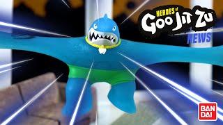 💥Héroes de Goo Jit Zu 💥 GOO JIT ZU NEWS: Ep. 1   DIBUJOS animados para NIÑOS Trailer