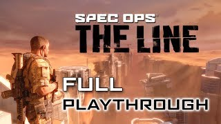 Spec Ops: The Line -- Full Playthrough [Xbox360/ PS3] [1080p]