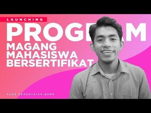VLOG - FHCI Launcing Program Magang Mahasiswa Bersertifikat