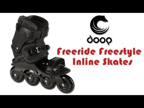 Doop Freeride Freestyle Inline Skates Review