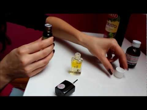 Der Nagel die Behandlung irunin
