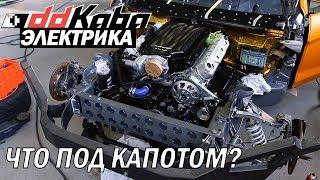 Что внутри гиперкара? Техническая серия