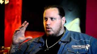 Jelly Roll Concrete Magazine Interview