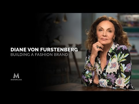 , title : 'Diane von Furstenberg Teaches Building a Fashion Brand | Official Trailer'