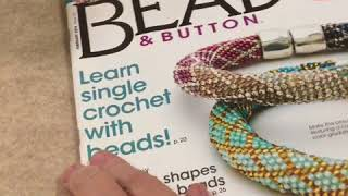 Faux Bead Crochet Tubular Brick Stitch Q&A