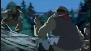 Boondocks AMV Drake Feat. Rich Boy U Must Hate Money
