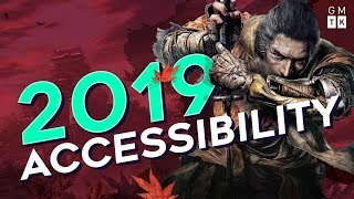 How Accessible Were This Year's Games? | Game Maker's Toolkit