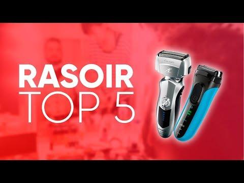 TOP5 : MEILLEUR RASOIR ÉLECTRIQUE (2019)