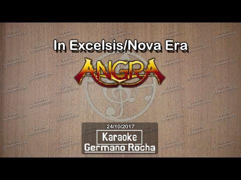 Angra - Nova Era (Karaoke) - versão 2