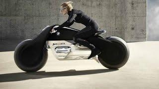 A moto do futuro: BMW Motorrad Vision Next 10