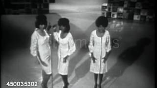Diana Ross & The Supremes Performing Medley of 'Where Did Our Love Go
