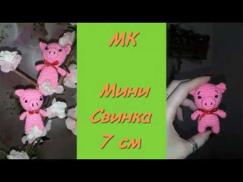 МК Мини Свинка. Символ 2019 года.