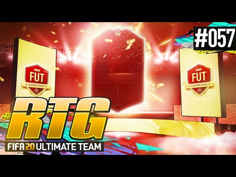 86+ FUT CHAMPS UPGRADE PACK! - #FIFA20 Road to Glory! #57 Ultimate Team