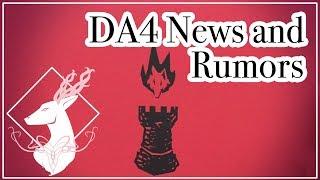 Dragon Age 4: News and Rumors {2018}