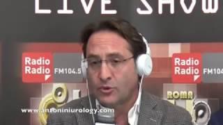 Radio interview on Radio FM 104.5