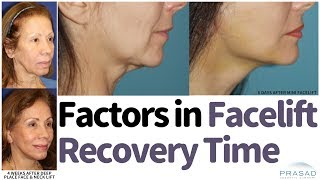 How Facelift Recovery can be Faster, Without Compromising Results or Longevity