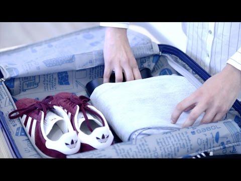 Gabol - Cómo hacer una maleta de cabina