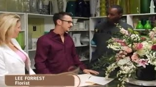 Wedding Floral Design on Whose Wedding is it Anyway, Altar Images, Episode 610