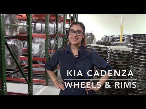 Factory Original Kia Cadenza Wheels & Kia Cadenza Rims – OriginalWheels.com