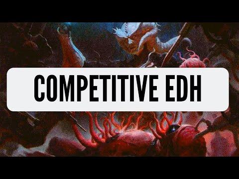 Anje vs Atla vs Elsha vs Volrath - Commander 2019 Showdown - Competitive EDH