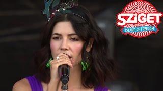Marina And The Diamonds   Savages Live @ Sziget 2015