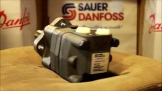 Гидромотор героторный OMS-100 от компании Гидравлик Лайн - видео