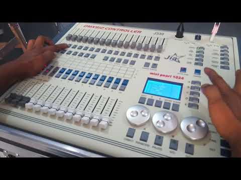 Download Dmx Controller Mini Pearl 1024   Dangdut Mania