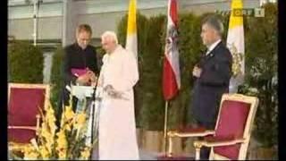 maschek - Papst Besuch in Österreich