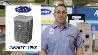 Carrier Infinity Series Air Conditioners With Josh