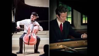 Schumann Fantasiestücke, Op. 73 for Cello and Piano