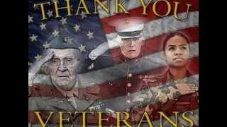 To Salute Our Veterans ~ Amazing Grace~(bagpipes)