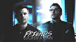 »Friends« || Lucifer x Cain